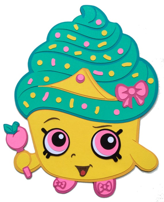 Gallery For gt Shopkins Cupcake Queen
