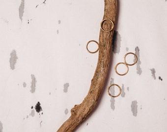 Set of 5 stacking rings