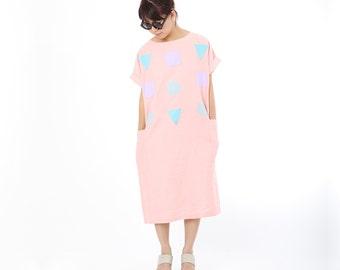 Mai Long Dress Pink