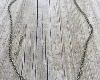 simply enough necklace
