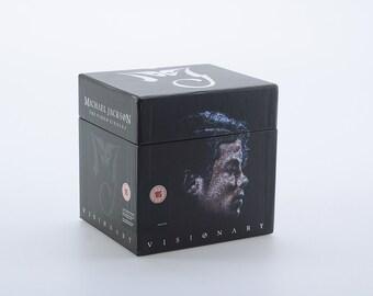 Michael Jackson Visionary Box Set CD (Limited Edition)