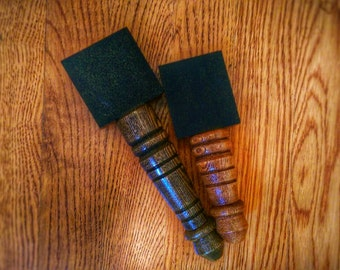 Chalkboard Wooden Beer Keg Tap Handle