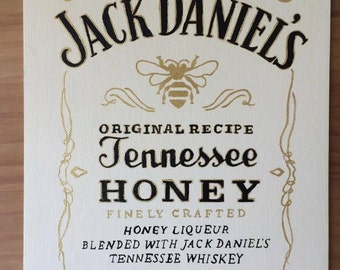 items similar to jack daniels whiskey theme birthday package with burlap banner and photo props. Black Bedroom Furniture Sets. Home Design Ideas