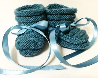 DISCOUNT - Classic Southern Baby Booties