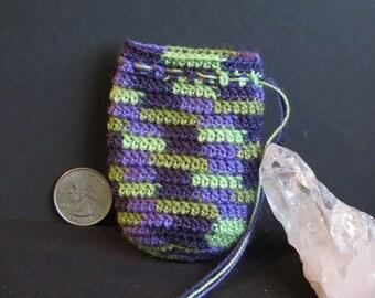 SALE! Multicolor crochet bag