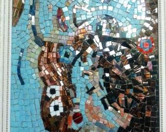 Mosaico - Madre con Bambino, G.Klimt