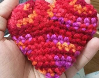 Valentine's Day Puff Heart