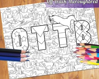 eventing coloring pages - photo#37