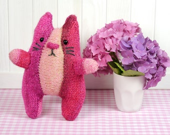 Cat ARIANE knitting pattern