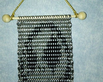 Jack Skellington Art in Chainmail