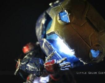 Funko Pop! custom - ULTRON MK.1 - Avengers Age of Ultron - PRESALE