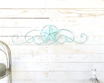 Iron Star Wall Decor, Home Decor, For the Home, Rustic Home, Customize