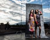 New! Arlechino Wrap Skirt M