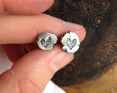 Artisan at Heart - Fine and Sterling Silver Post Earrings