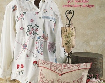 Indygo Junction - A Vintage Bouquet Craftbook