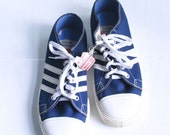 Vintage kids sneakers basketball nos size 5