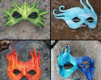 Elemental Masks Set of Four
