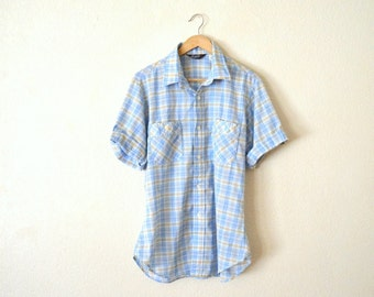 70's Levis Short Sleeve Button-Up Shirt