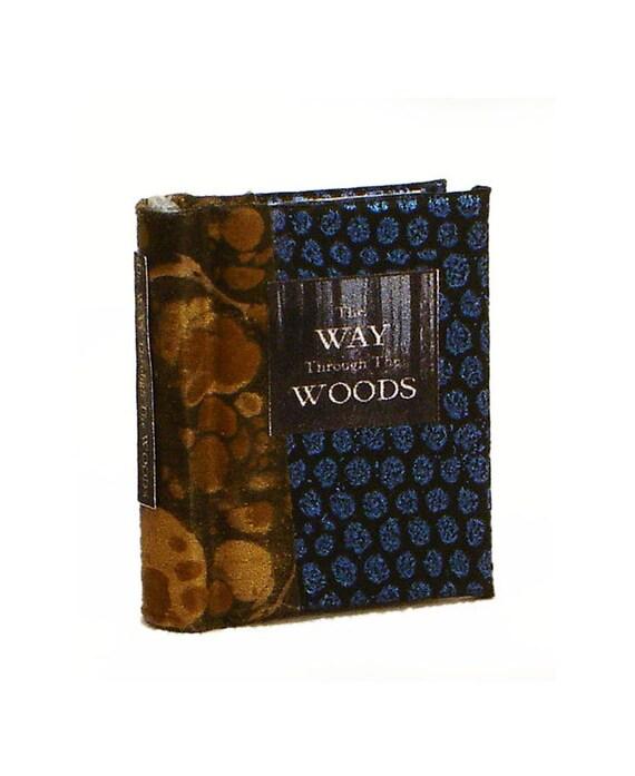 The Way Through The Woods, Bo Press Miniature Books