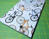 Bicycle destash fabric - over a FQ