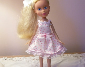 Meet Eden..bratz make under doll...Doll, Romper and Dress..Two Outfits