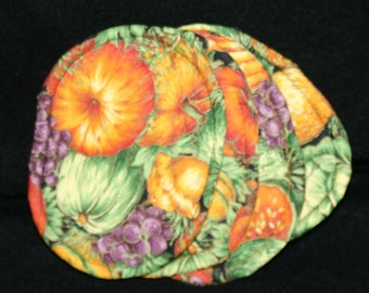 Coasters - oval-small - fall