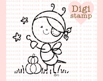 Digital Stamp Bear Love Set Valentines Clip Art Digital