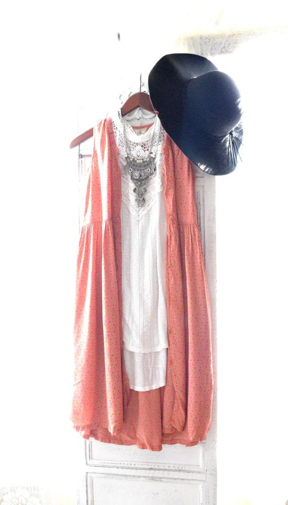 vintage grunge dress coachella 90 s floral by