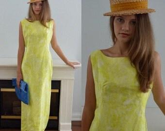 Vintage Gown, Vintage Dress, 1960s Gown, 1960s Dress, 1960s Robert Dorland Original, Couture Dress, Evening Gown, Designer