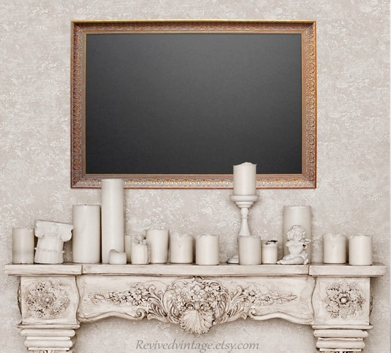 french country chalkboard for sale 41x29 french by. Black Bedroom Furniture Sets. Home Design Ideas