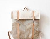 Backpack Chevron Hues  No. Bh-101