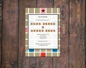 Scrabble Invite