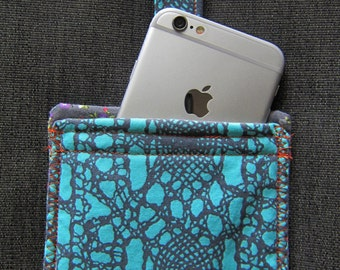 Dolly Lace Print Phone Case