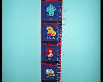 5 Pocket Fish Extenders for Disney Cruises Custom Orders Only