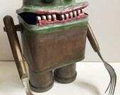 Tuna Melt  -  A Recycled Creature