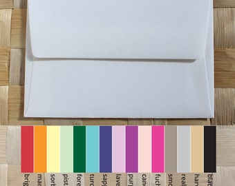 ADD ON - Colored Envelope Upgrade