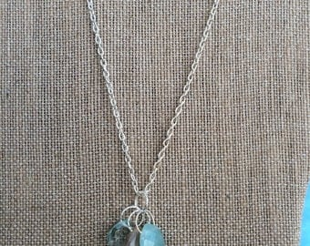 Sea Sand Sky necklace