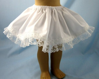 Petticoat fits American Girls - For 18 Inch Dolls - Doll Petticoat