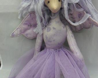 Cherie Cloth doll angel pdf