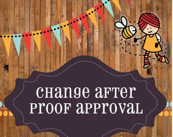 Oops, I need a change after proof approval and final files have been sent