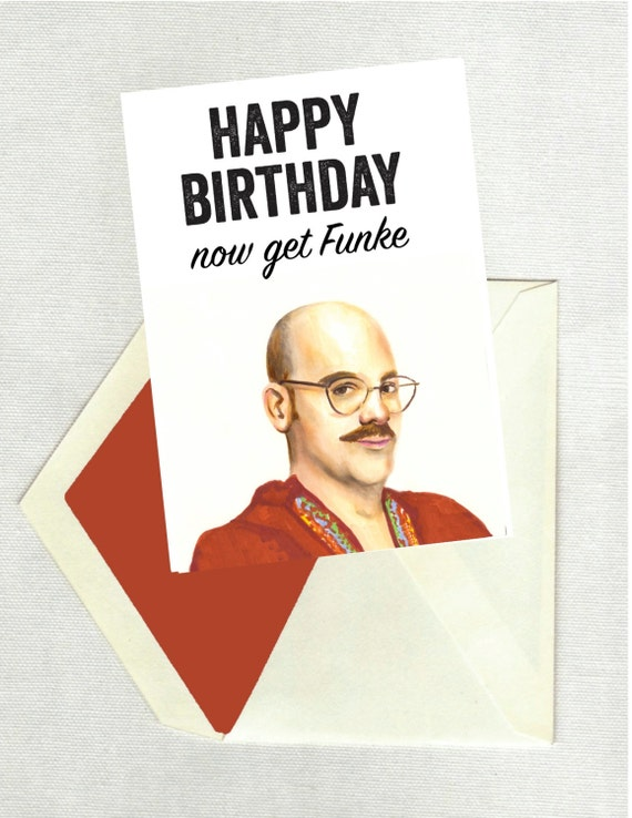 Tobias Quotes Arrested Development – Arrested Development Birthday Card