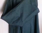 Custom Linen Underdress, Loose Sleeves, Kirtle, Dress