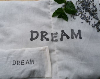 """Extra Large, Herbal Dream Pillow 8""""x11"""""""