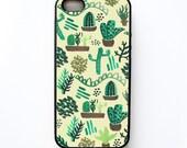 Cactus Desert Finn iPhone Case