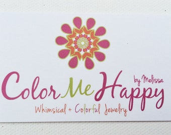 GIFT CERTIFICATE for Color Me Happy by Melissa