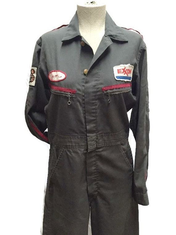 Vintage Xsmall Coveralls Soft Worn In Mechanic By Studio180