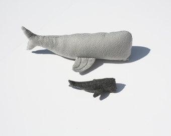 Felt whales