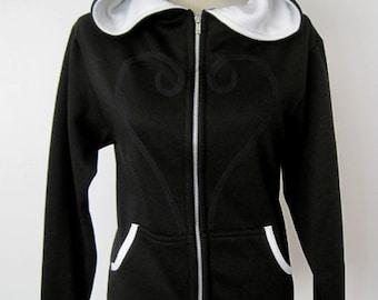 Kingdom Hearts Sora Cosplay Costume Hoodie Jacket
