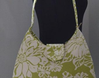 Green Phoebe Handbag