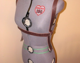 4 Ring Chest harness